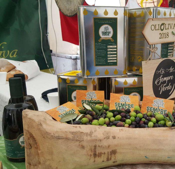 olio di oliva extra vergine